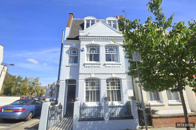 Thumbnail End terrace house for sale in Cranbury Road, London