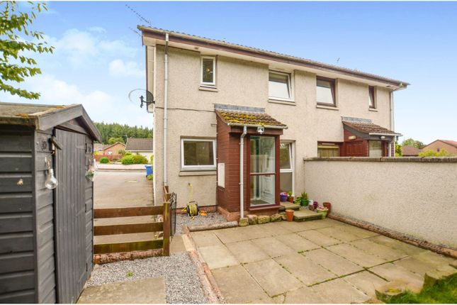 Thumbnail Flat for sale in Lochlann Crescent, Inverness