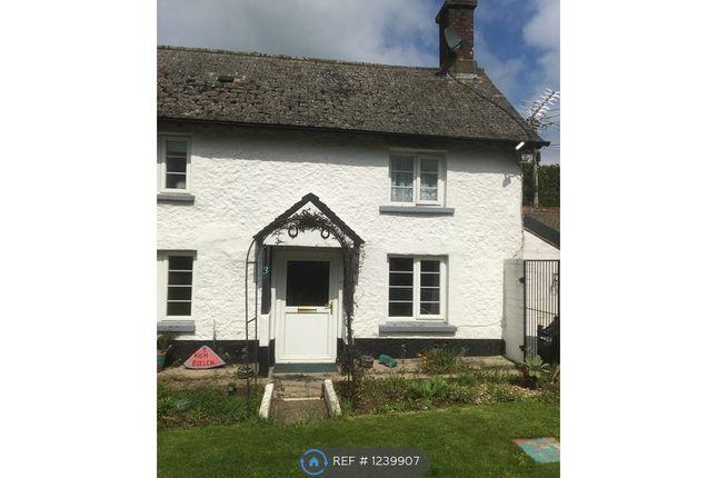 2 bed semi-detached house to rent in High Bullen, Torrington EX38