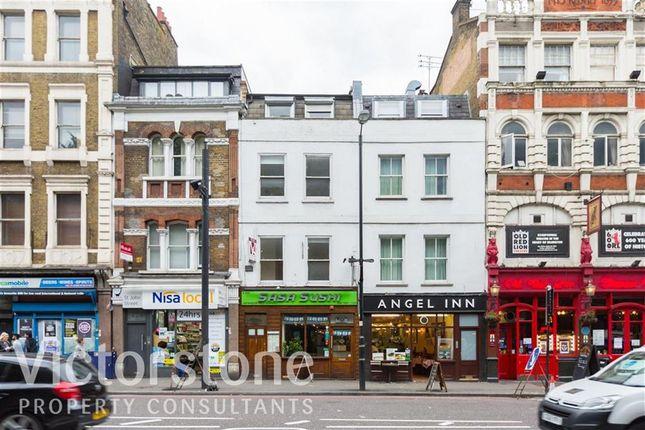 Thumbnail Maisonette to rent in St Johns Street, Angel, London