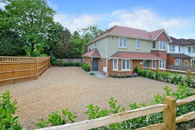 Thumbnail Semi-detached house for sale in Larchwood, Ember Gardens, Thames Ditton