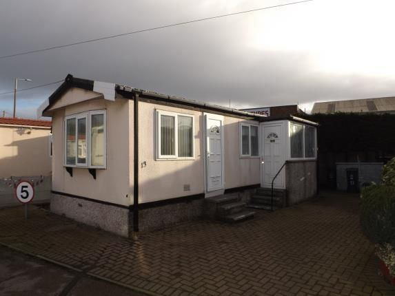 Thumbnail Mobile/park home for sale in Barton Mobile Home Park, Westgate, Morecambe, Lancashire