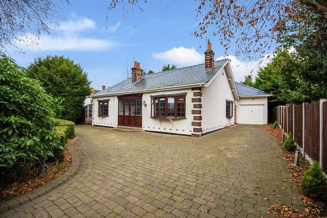 Thumbnail Detached bungalow to rent in Moss Delph Lane, Aughton, Ormskirk