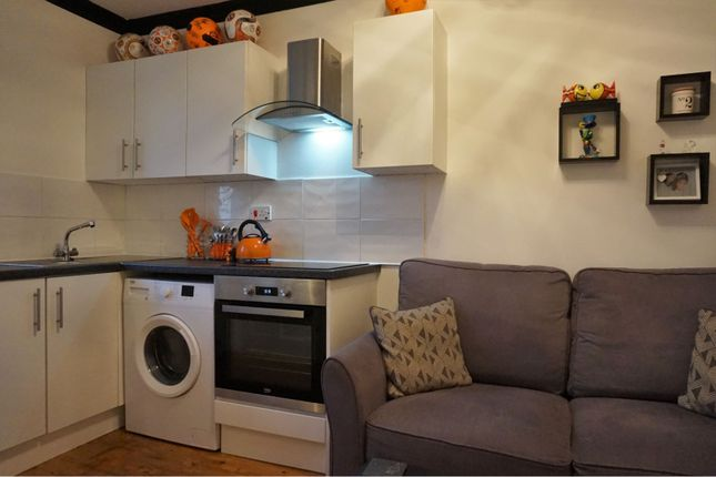 Lounge / Kitchen of 201 Clepington Road, Dundee DD3