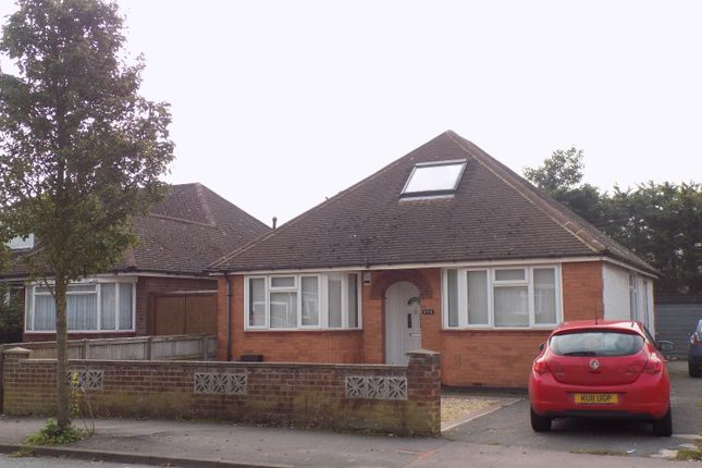 Thumbnail Bungalow to rent in Ashcroft Road, Luton