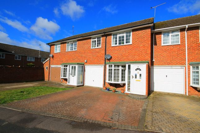 Thumbnail Terraced house for sale in Garrick Way, Frimley Green, Camberley