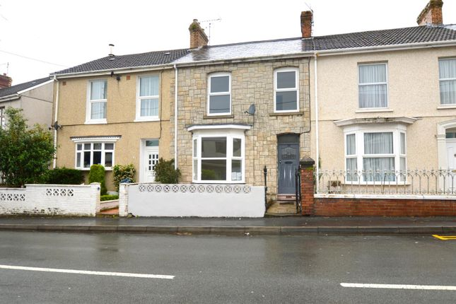 Thumbnail Terraced house for sale in Stepney Road, Burry Port