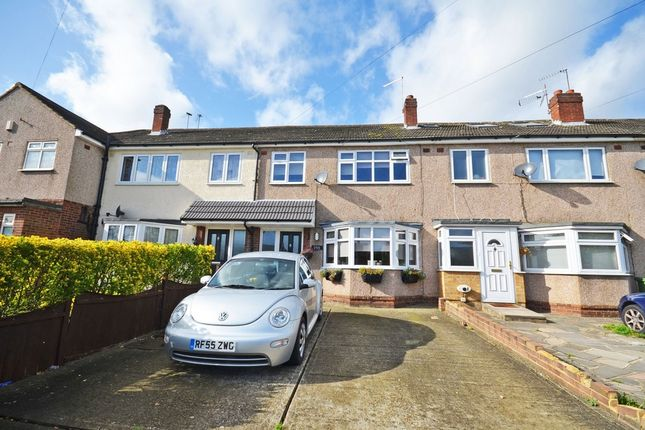 Thumbnail Terraced house to rent in Front Lane, Upminster