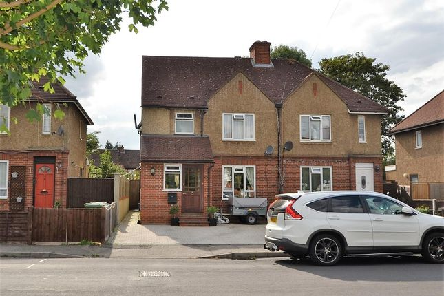 Thumbnail Semi-detached house for sale in Nursery Gardens, Sunbury-On-Thames