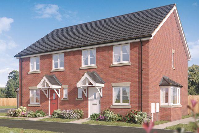 3 bedroom terraced house for sale in Boudicca Walk, King's Lynn