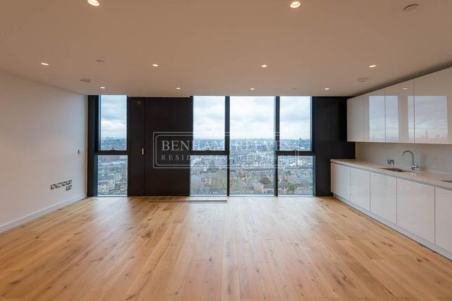 Thumbnail Flat to rent in Hill House, Archway