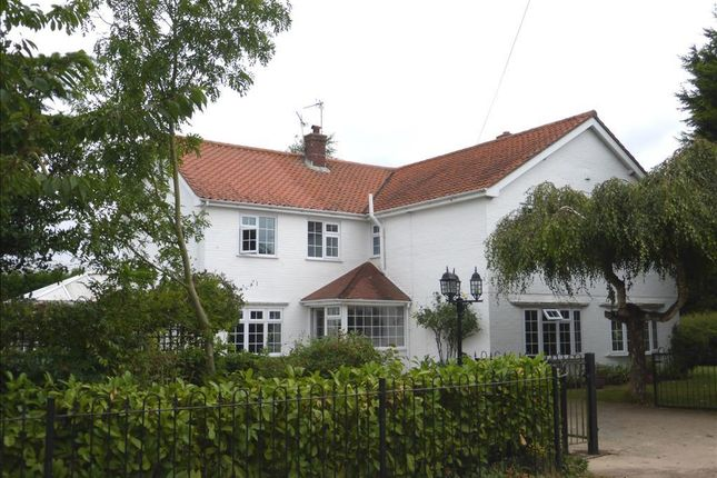 Thumbnail Detached house to rent in Church End, Frampton, Boston