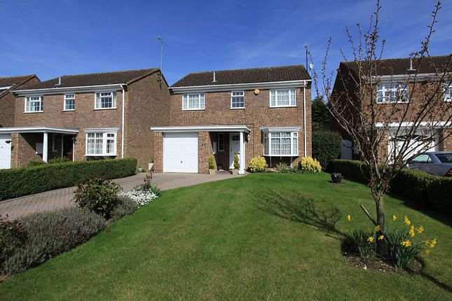 Thumbnail Detached house for sale in Columba Drive, Leighton Buzzard, Bedfordshire