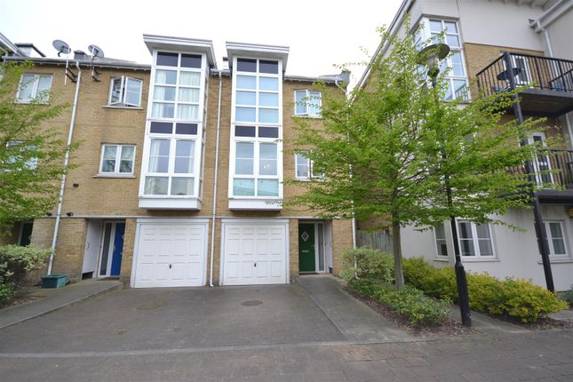 Thumbnail End terrace house for sale in Revere Way, Ewell, Epsom