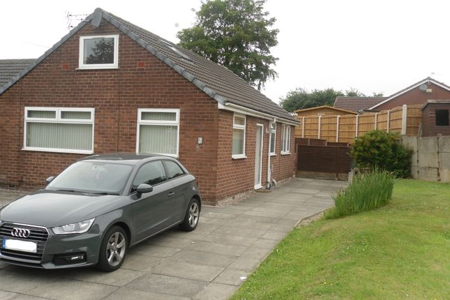 Thumbnail Bungalow to rent in Dalkeith Road, Hindley