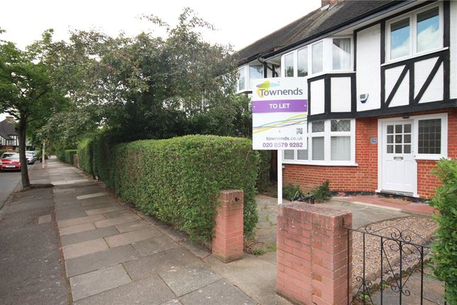 Thumbnail Property to rent in Tudor Gardens, Ealing