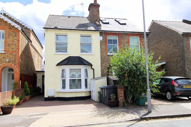 Thumbnail Semi-detached house to rent in Gibbon Road, Kingston Upon Thames