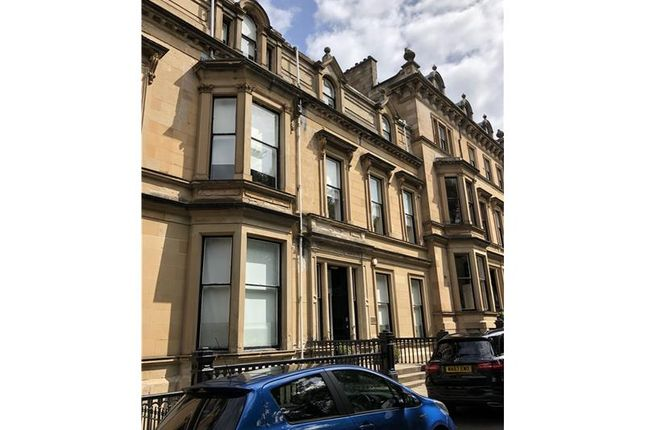 Thumbnail Office for sale in 9, Crown Terrace, Glasgow, Glasgow, Scotland