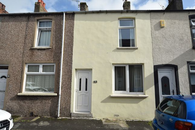 Thumbnail Terraced house to rent in Queen Street, Dalton-In-Furness, Cumbria