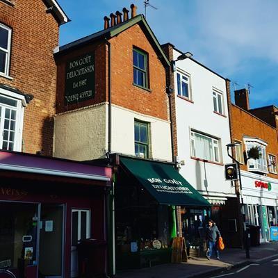 Thumbnail Restaurant/cafe for sale in Bon Gout, 45 Magdalen Road, Exeter, Devon