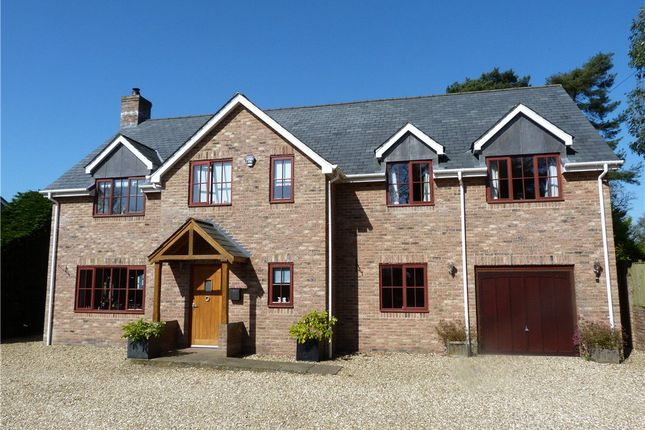 Thumbnail Detached house to rent in East Coker Road, Yeovil, Somerset