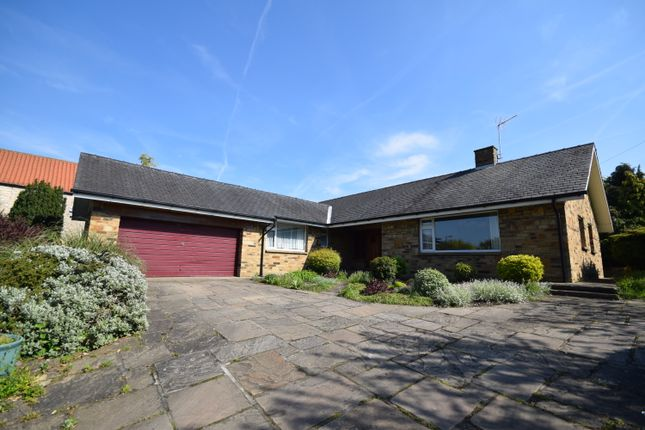 Thumbnail Detached bungalow for sale in Carr Lane, Wadworth, Doncaster
