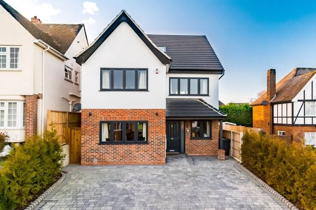 Thumbnail Detached house for sale in Albion Park, Loughton
