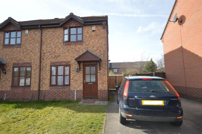 Thumbnail Semi-detached house to rent in Revena Close, Colwick, Nottingham