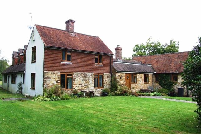 Thumbnail Property to rent in Crowborough Road, Nutley, East Sussex