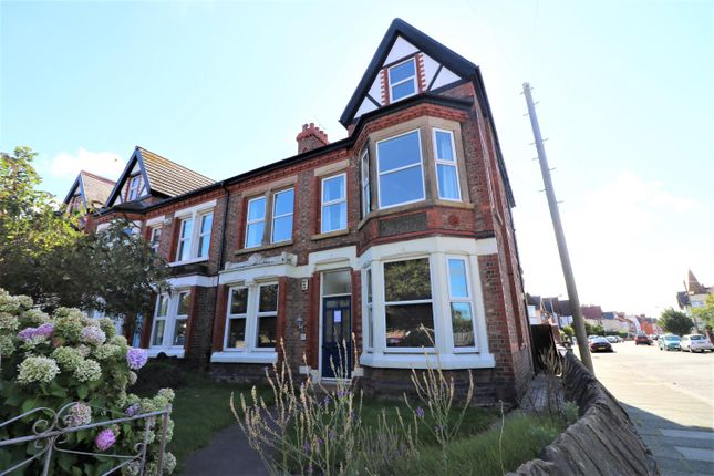 Thumbnail Maisonette to rent in Hose Side Road, Wallasey