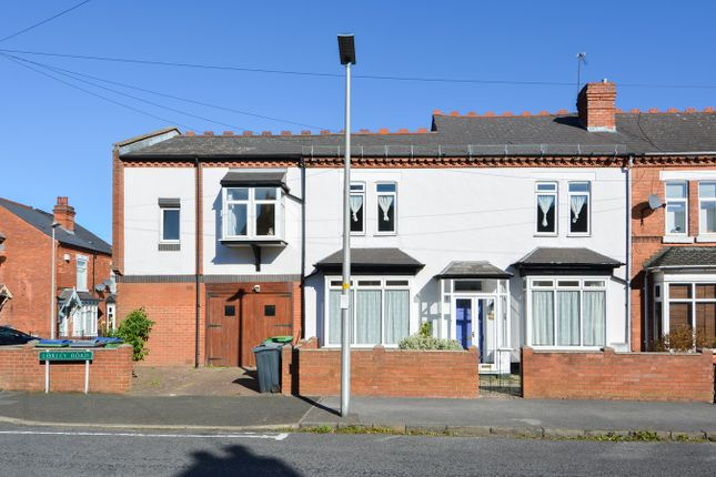 Thumbnail End terrace house for sale in Loxley Road, Bearwood