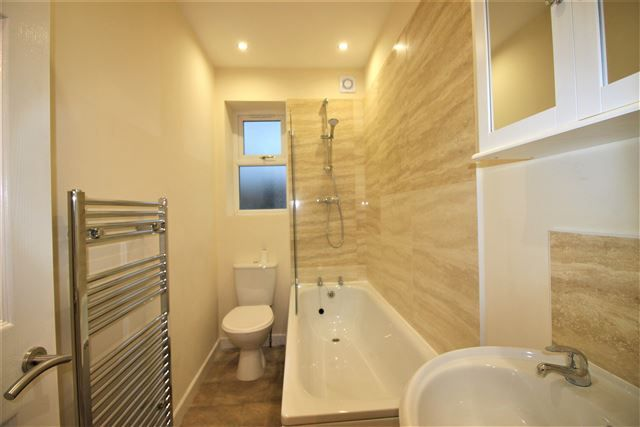 Bathroom of Hands Road, Crookes, Sheffield S10