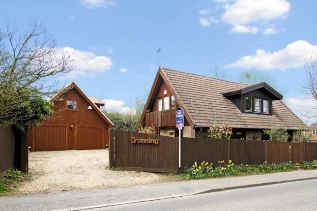 Thumbnail Detached house for sale in Grange Road, Crawley Down, West Sussex
