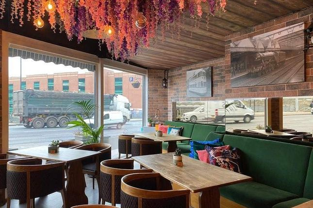 Thumbnail Restaurant/cafe for sale in Leadmill Road, Sheffield