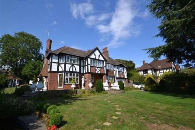 Thumbnail Detached house for sale in Fourth Avenue, Worthing BN149Ny