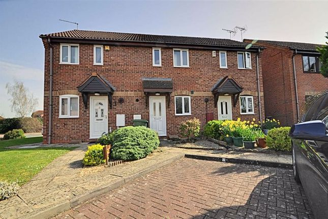 Thumbnail Terraced house to rent in Powderham Avenue, Warndon, Worcester