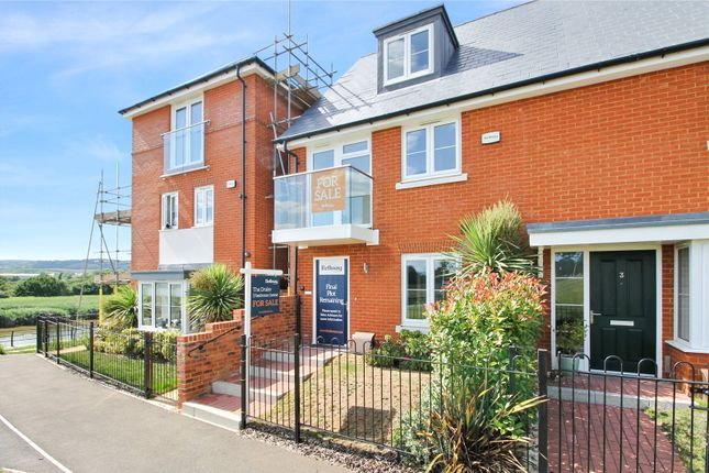 Thumbnail End terrace house for sale in Portland Gardens, Wouldham, Rochester, Kent