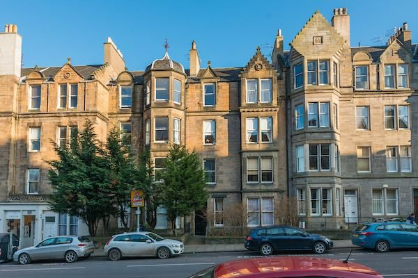 Thumbnail Flat for sale in Marchmont Road, Edinburgh