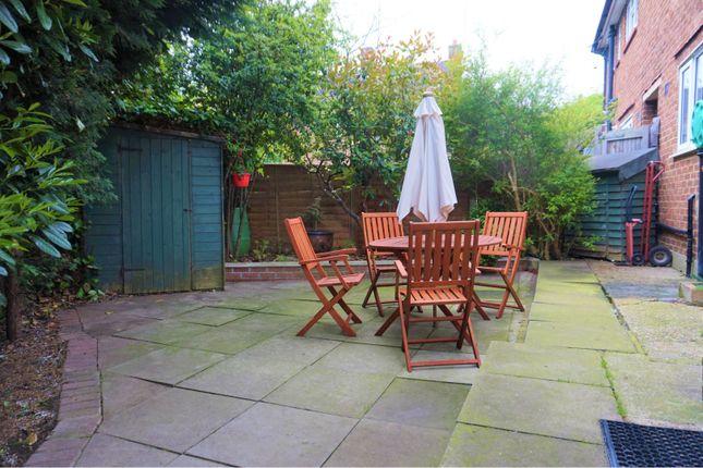 Rear Garden of Palewell Close, Orpington BR5