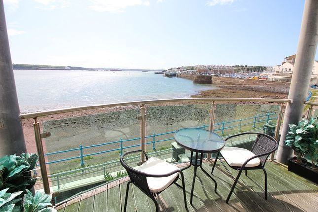 Thumbnail Flat for sale in Smoke House Quay, Milford Haven