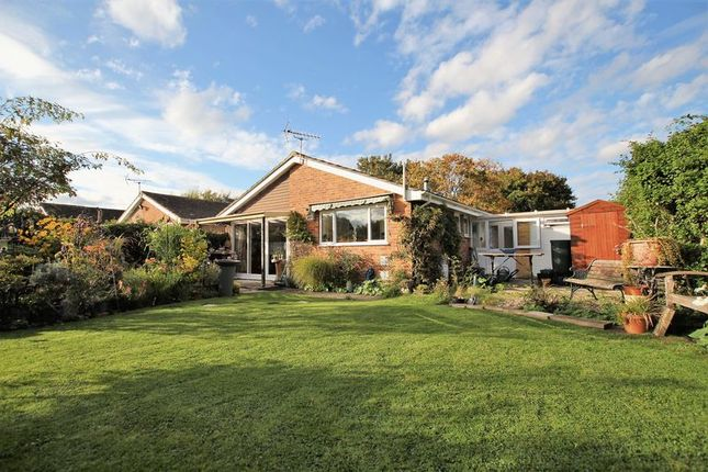 Thumbnail Detached bungalow for sale in Sycamore Walk, Grove, Wantage