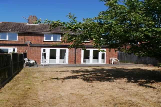 Thumbnail Semi-detached house to rent in Forty Acres Road, Canterbury