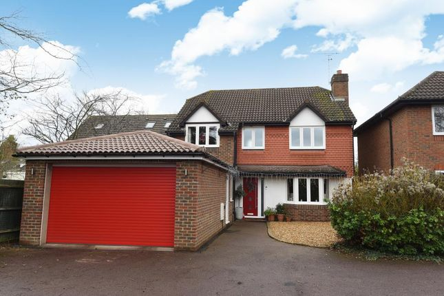 Thumbnail Detached house to rent in Somerset Grove, Warfield