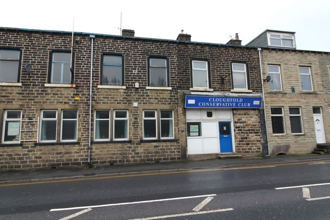 Thumbnail Flat for sale in Bacup Road, Waterfoot, Rossendale
