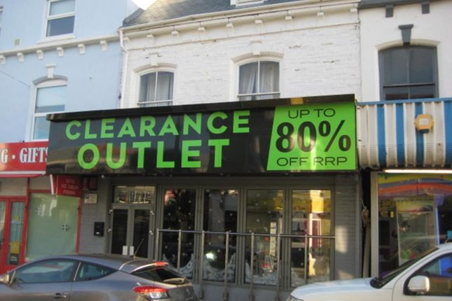 Thumbnail Retail premises for sale in St. Marys Court, St. Marys Road, Newquay