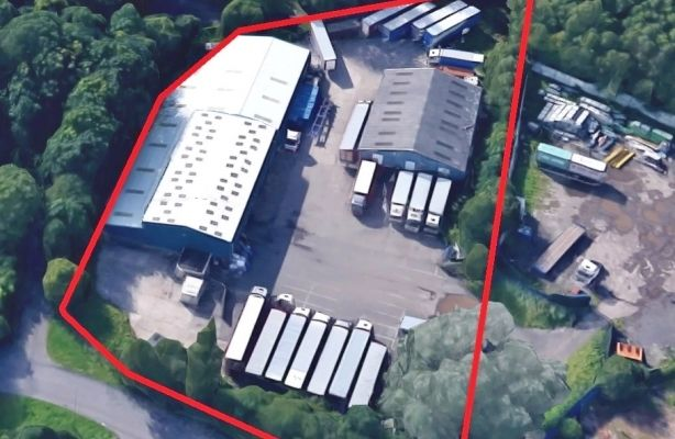 Thumbnail Commercial property to let in Yard And Buildings, Lightmoor Road, Telford, Shropshire
