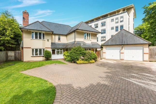 Thumbnail Detached house for sale in Britannic Gardens, Moseley, Birmingham, West Midlands