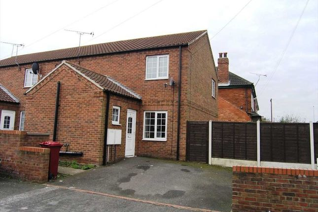 Thumbnail Town house to rent in The Crofts, Scunthorpe