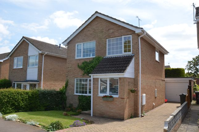 Thumbnail Detached house to rent in Kingfisher Drive, Banbury