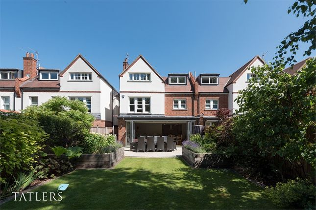 Thumbnail Semi-detached house for sale in Woodland Terrace, Twyford Avenue, East Finchley, London